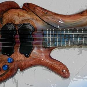 Bass of the Week: JanAid Guitars' Bob Abbott Yolanda 5