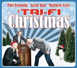Phil Palombi's Tri-Fi Releases Christmas Album