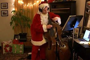 "Todd Matthews: ""Little Drummer Boy"" the Way We Like It: for Solo Bass"