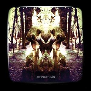 Paul D'Amour's Feersum Ennjin Releases Self-titled Debut