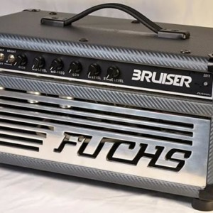 Fuchs Announces Bruiser Bass Amp Models