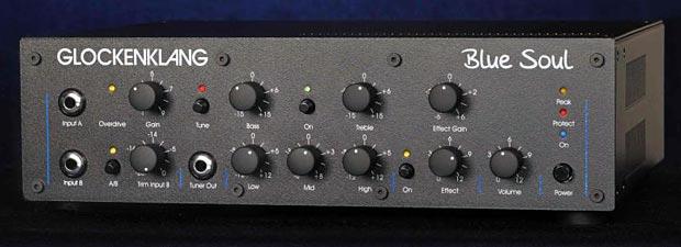 Glockenklang Blue Soul Bass Amp