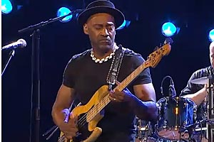 Marcus Miller: Power, Live at the 2008 Lugano Jazz Festival