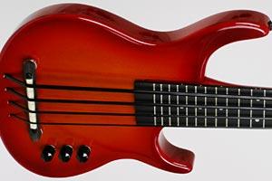 Kala Expands S-U-B Series with Cherry Burst U-Bass Option
