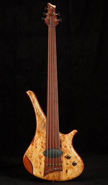 Marleaux Diva Custom Bass - full view