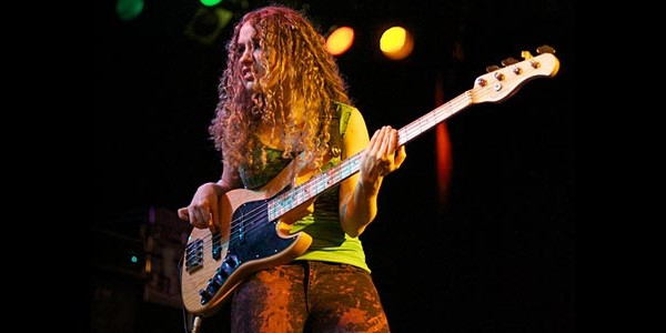 2011 Readers' Favorite Bassists – #6: Tal Wilkenfeld