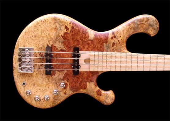 CB Basses D-Bass Body