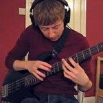 "Samuel Haynes: ""Rapture"" Solo Bass Tap Performance"