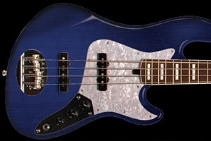 Lakland Reintroduces Darryl Jones Signature Bass
