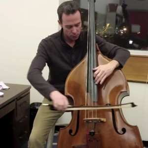 "Craig Butterfield: Charlie Parker's ""Donna Lee"" on Double Bass"