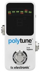 TC Electronic Polytune Mini Tuner