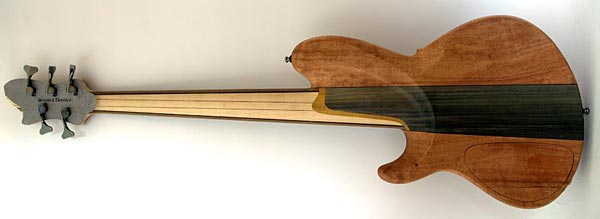 Wood & Tronics Chronos - Back