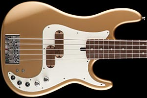Xotic Introduces XP-1T 5-String Bass