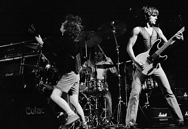 AC/DC in Copenhagen