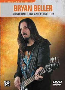 "Alfred Music Releases Bryan Beller's ""Mastering Tone and Versatility"""