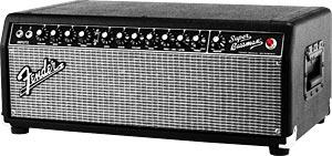 Fender Super Bassman head