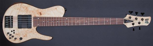 Fodera Matt Garrison Standard Bass