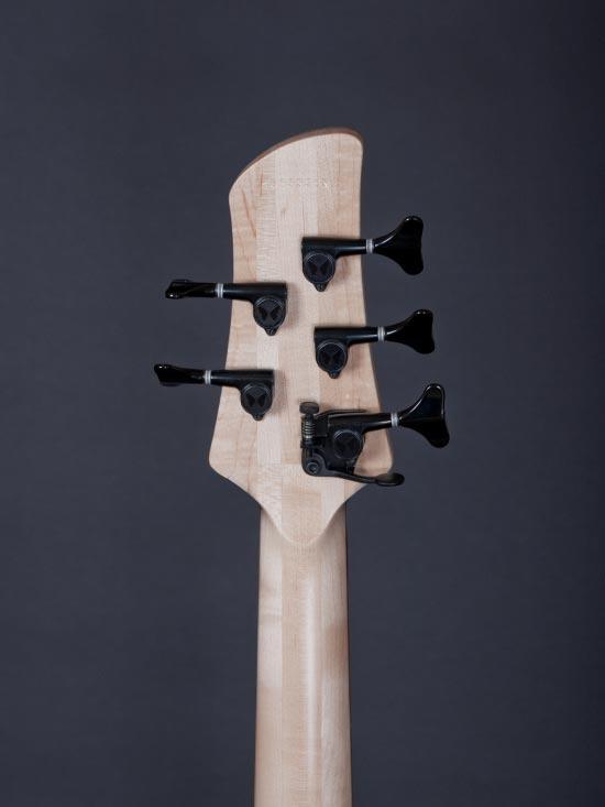 Fodera Matt Garrison Standard Bass - tuners