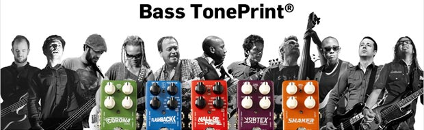 TC Electronic Bass TonePrints