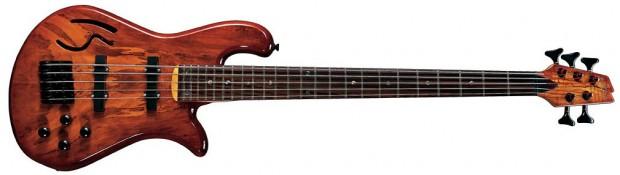 Boulder Creek JB Series 5-string Bass