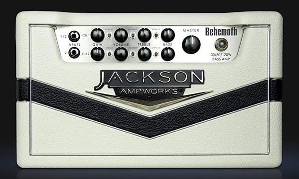 Jackson Ampworks Introduces The Behemoth Bass Amp