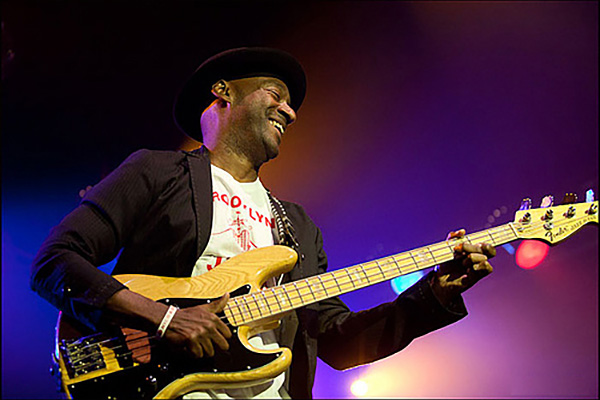 "Marcus Miller: ""Was It Ever Really Love"", Live from the Japan Tsunami Relief Concert"