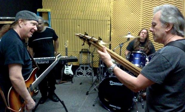 BangTower: Neil Citron, Walter Garces and Percy Jones