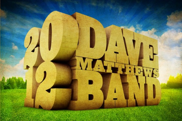 Stefan Lessard Announces 2012 Dave Matthews Band North American Tour; Band Announces New Album is Coming