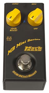 Markbass MB Mini Boost Pedal