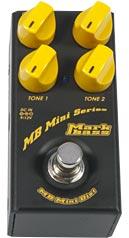 Markbass MB Mini Dist Pedal