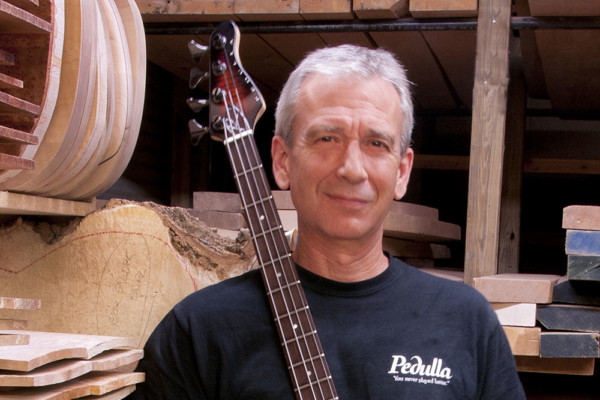 Custom Shop: An Interview with Michael Pedulla