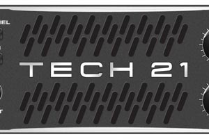 Tech 21 Introduces New 1000-Watt VT Bass Amp Head at NAMM