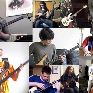 Top 10 Cover Tune Videos Arranged for Bass – 2nd Edition