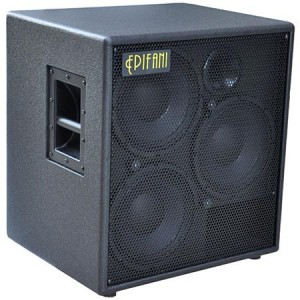 Epifani Unveils UL3 Series Bass Cabinets