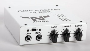 N-Audio Tube Preamp DI Box