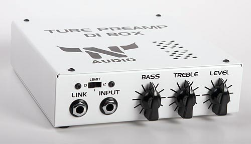 N-Audio Introduces Tube Preamp DI Box