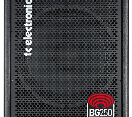 TC Electronic Unveils BG250 Combo Amp at MusikMesse 2012