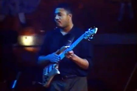 """Brecker Brothers: """"Spherical"""", Live in Barcelona 1992 with James Genus"""