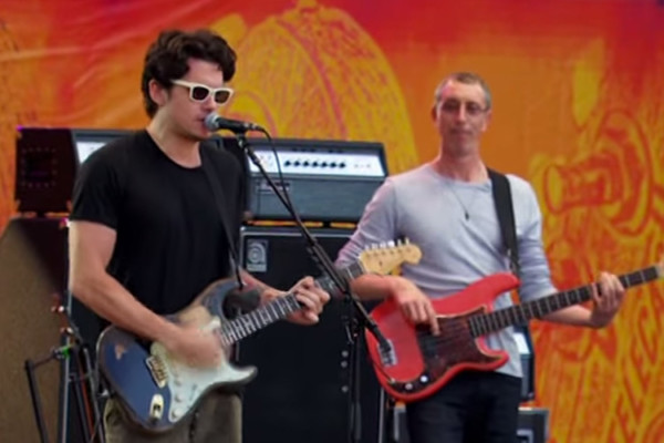 John Mayer Trio with Pino Palladino, Live at the Crossroads Festival 2010