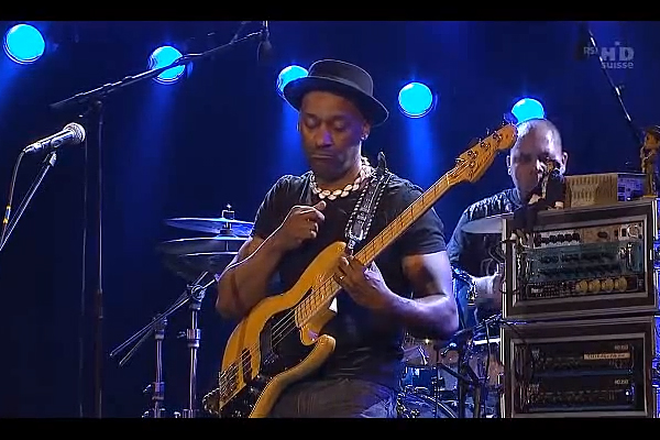 "Marcus Miller: ""What Is Hip"" (Live)"