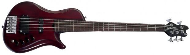 Brubaker Brute MJXSC Single Cut 5-String Bass
