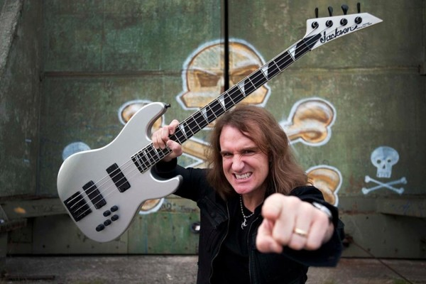 David Ellefson Working on Autobiography