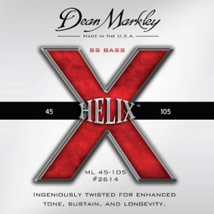 Dean Markley Helix Bass Strings