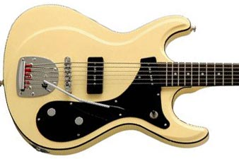 Eastwood Guitars Now Shipping Sidejack VI Bass Guitar