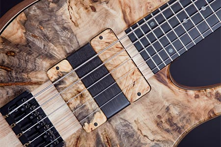 Fodera Announces Janek Gwizdala Signature Imperial Model Bass