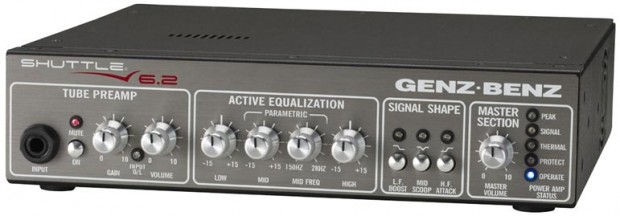 genz benz second generation shuttle bass amps now shipping no treble. Black Bedroom Furniture Sets. Home Design Ideas