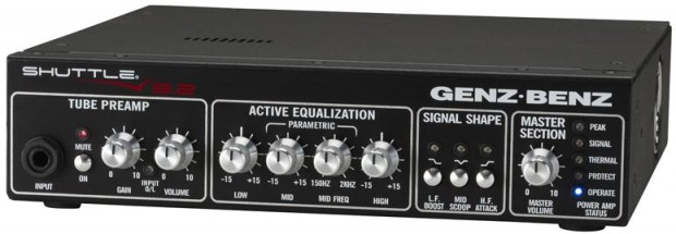 Genz-Benz Shuttle 9.2 Bass Amp