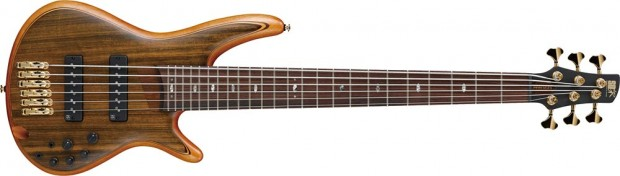 Ibanez 6-String SR Premium Model Bass