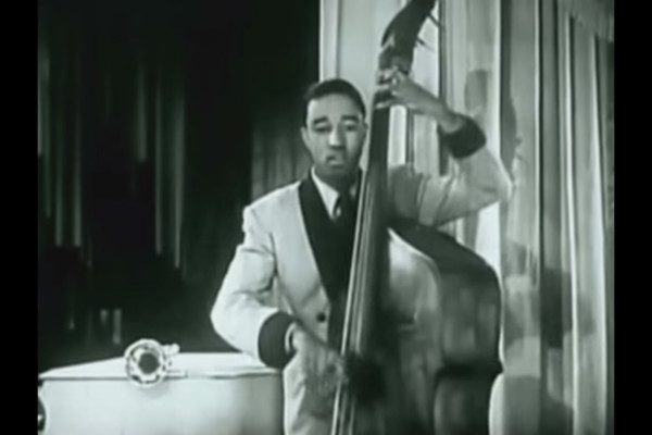Dizzy Gillespie Orchestra, Featuring Ray Brown: One Bass Hit