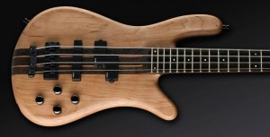 Warwick Streamer LTD 2012 30th Anniversary Bass - body